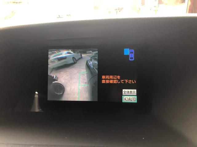 RX350バージョンS 純正ナビ サイドカメラ 1年保証(14枚目)