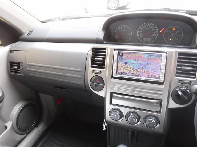 X 4WD ナビ アルミ ETC キーレス(12枚目)