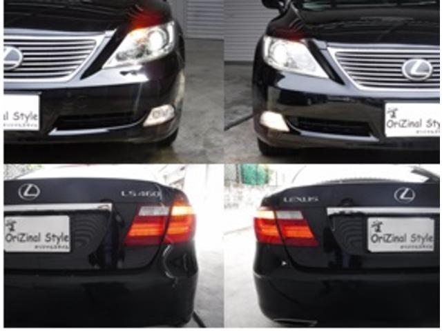 「レクサス」「LS」「セダン」「福岡県」の中古車3