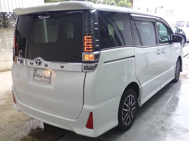 「トヨタ」「ヴォクシー」「ミニバン・ワンボックス」「福岡県」の中古車9