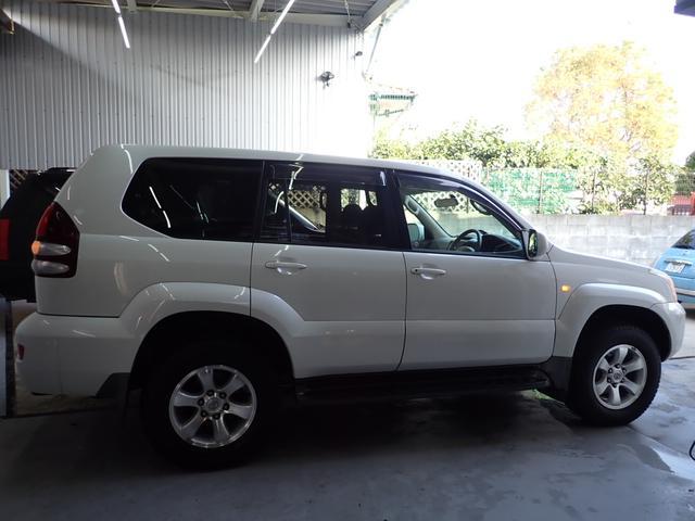 「トヨタ」「ランドクルーザープラド」「SUV・クロカン」「福岡県」の中古車24