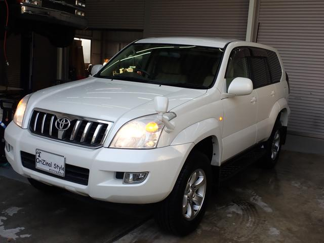 「トヨタ」「ランドクルーザープラド」「SUV・クロカン」「福岡県」の中古車25