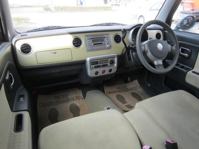 スズキ アルトラパン Lリミテッド タイミングチェーン車 ABS