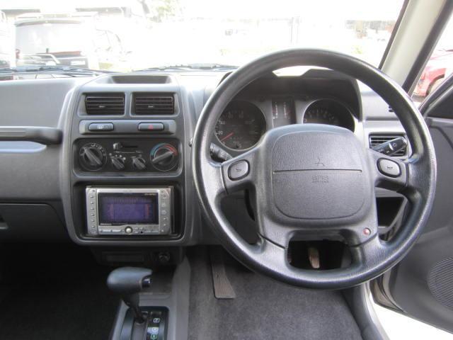 三菱 パジェロミニ スキッパーV ターボ 4WD タイベル交換済み