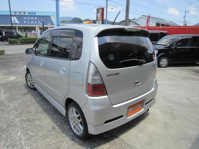 「スズキ」「MRワゴン」「コンパクトカー」「佐賀県」の中古車7