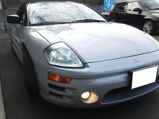 「三菱」「エクリプススパイダー」「オープンカー」「福岡県」の中古車27