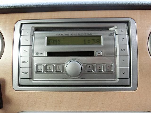 GセレクションII キーレス ベンチシート CD MD(20枚目)
