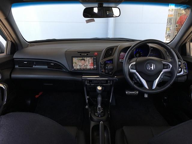 ホンダ CR-Z アルファ・ブラックレーベル