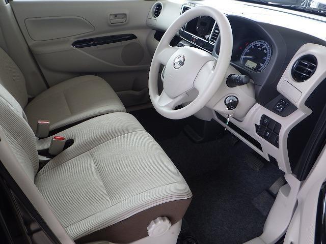 S アイドリングストップ パワーウインドウキーレスエントリー マニュアルエアコンフロントベンチシート2列目シート分割可倒 禁煙車 エアバッグ EBD付ABS レンタアップセキュリティアラーム(5枚目)