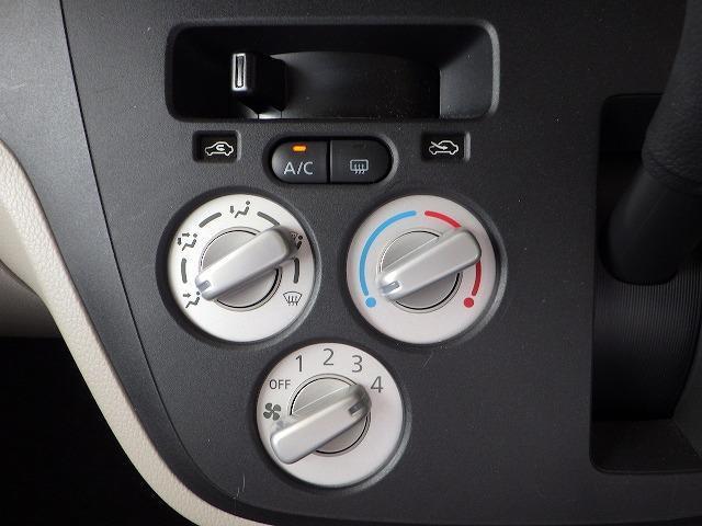 S アイドリングストップ パワーウインドウキーレスエントリー マニュアルエアコンフロントベンチシート2列目シート分割可倒 禁煙車 エアバッグ EBD付ABS レンタアップセキュリティアラーム(9枚目)