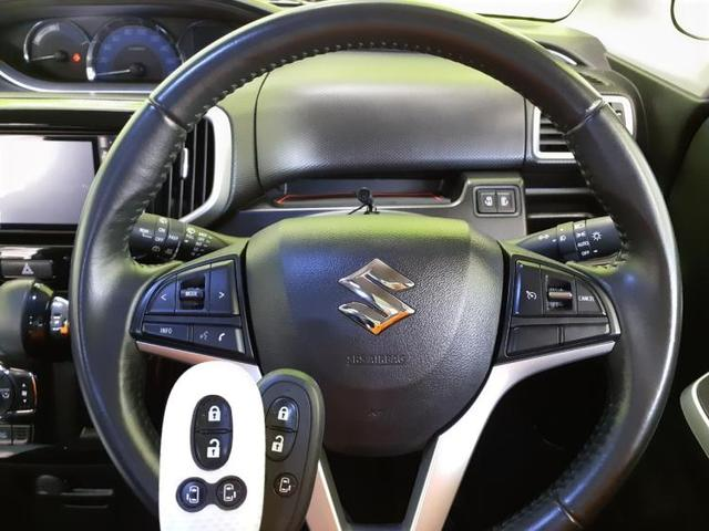 バンディットハイブリッドSV 社外 7インチ メモリーナビ/フリップダウンモニター/ETC/EBD付ABS/横滑り防止装置/アイドリングストップ/TV/エアバッグ 運転席/エアバッグ 助手席/エアバッグ サイド/アルミホイール(11枚目)
