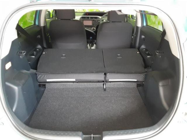 S 純正 7インチ メモリーナビ/EBD付ABS/横滑り防止装置/アイドリングストップ/TV/エアバッグ 運転席/エアバッグ 助手席/アルミホイール/パワーウインドウ/キーレスエントリー/オートエアコン(8枚目)