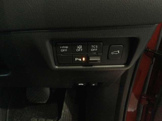 衝突軽減ブレーキ搭載です!安心・安全なドライブが楽しめます。