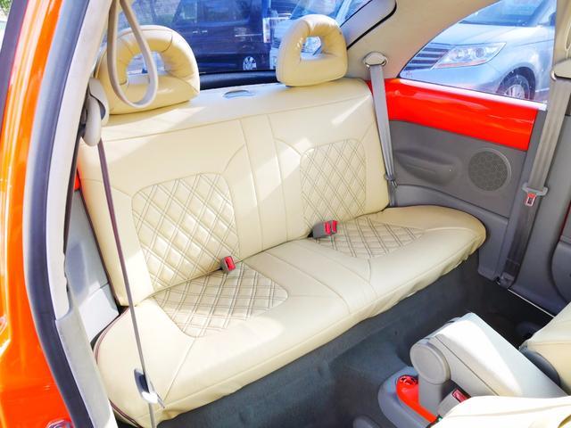 フォルクスワーゲン VW ニュービートル パステル ナビ TV Bluetooth ETC
