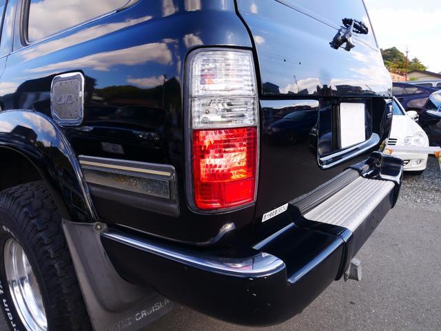 トヨタ ランドクルーザー80 VXリミテッド ディーゼルターボ 貨物登録 リフトUP