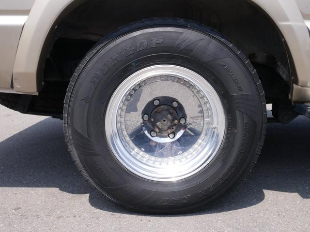 VXターボ 1ナンバー貨物 タイヤ4本新品交換(14枚目)
