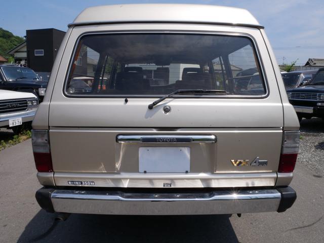VXターボ 1ナンバー貨物 タイヤ4本新品交換(15枚目)