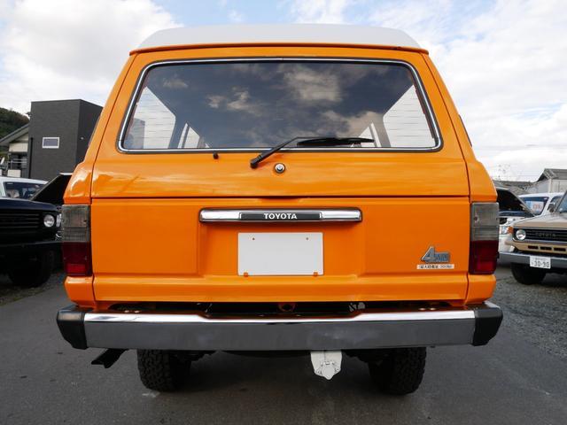 「トヨタ」「ランドクルーザー60」「SUV・クロカン」「福岡県」の中古車4