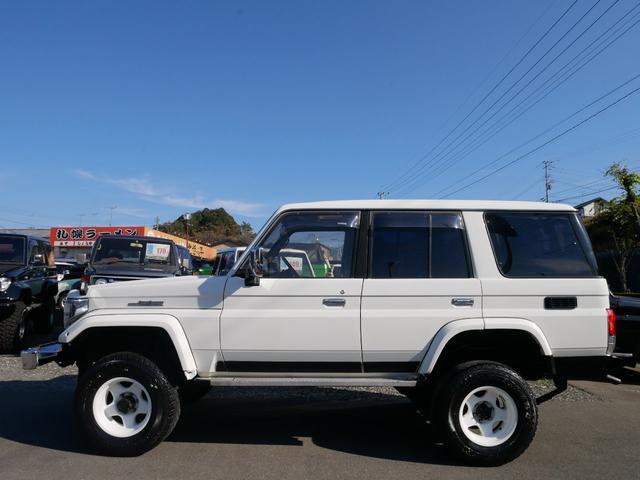 「トヨタ」「ランドクルーザー70」「SUV・クロカン」「福岡県」の中古車2