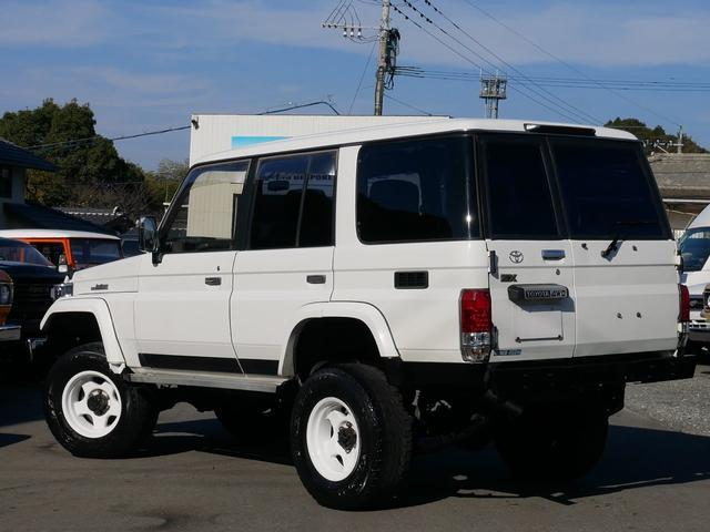 「トヨタ」「ランドクルーザー70」「SUV・クロカン」「福岡県」の中古車3