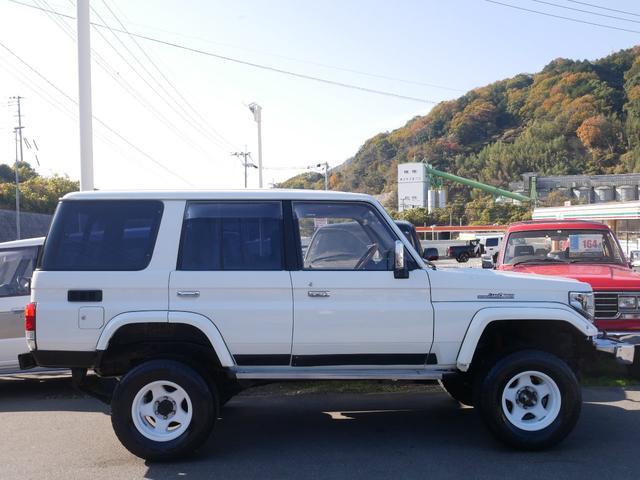 「トヨタ」「ランドクルーザー70」「SUV・クロカン」「福岡県」の中古車7
