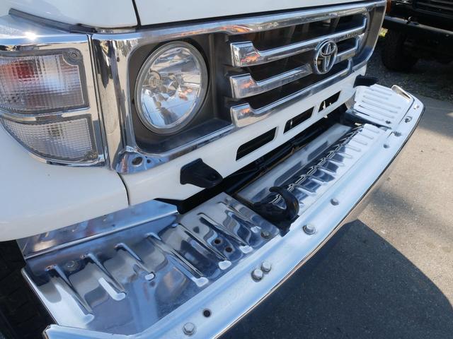 「トヨタ」「ランドクルーザー70」「SUV・クロカン」「福岡県」の中古車11