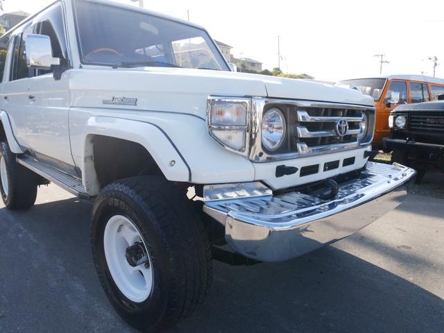 「トヨタ」「ランドクルーザー70」「SUV・クロカン」「福岡県」の中古車20