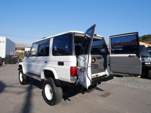 「トヨタ」「ランドクルーザー70」「SUV・クロカン」「福岡県」の中古車35