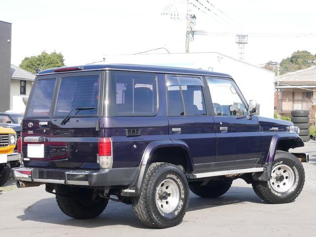 「トヨタ」「ランドクルーザー70」「SUV・クロカン」「福岡県」の中古車6