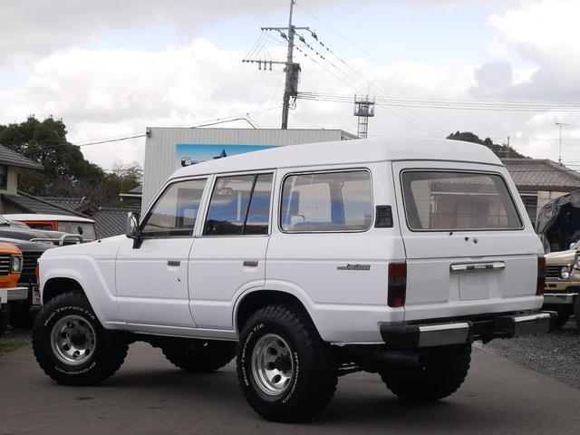 「トヨタ」「ランドクルーザー60」「SUV・クロカン」「福岡県」の中古車3