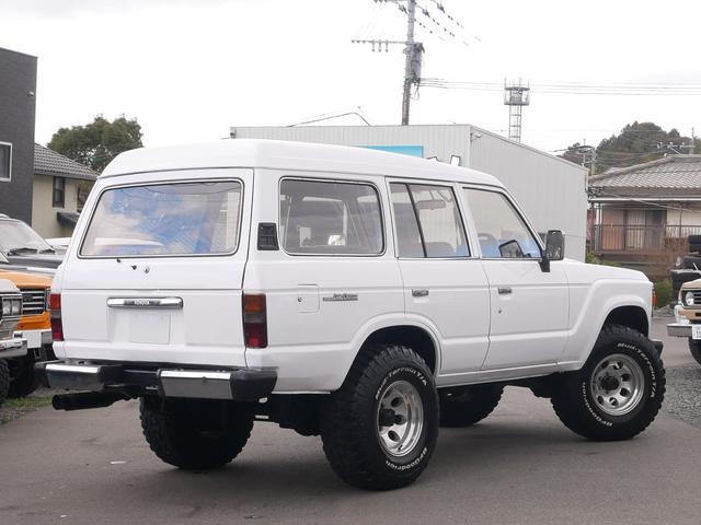 「トヨタ」「ランドクルーザー60」「SUV・クロカン」「福岡県」の中古車6