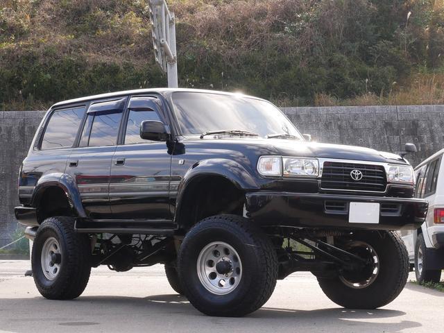 「トヨタ」「ランドクルーザー80」「SUV・クロカン」「福岡県」の中古車8