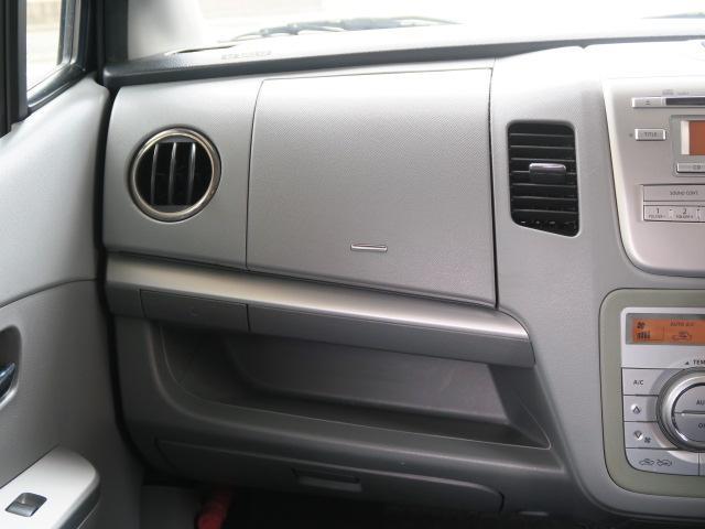 スズキ ワゴンR FXリミテッド プッシュスタート スマートキー CD アルミ