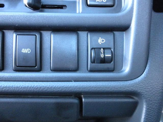 スズキ キャリイトラック KCエアコン パワステ 4WD