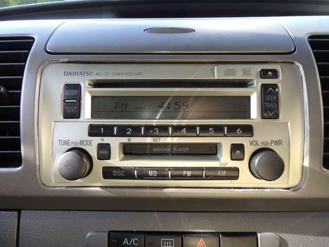 ダイハツ タント カスタムL ウィンカーミラー CD
