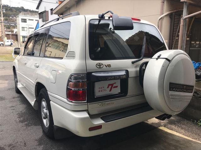 「トヨタ」「ランドクルーザー100」「SUV・クロカン」「福岡県」の中古車5