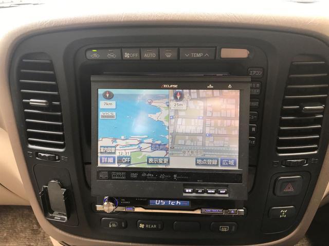 「トヨタ」「ランドクルーザー100」「SUV・クロカン」「福岡県」の中古車11