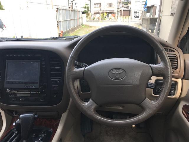 「トヨタ」「ランドクルーザー100」「SUV・クロカン」「福岡県」の中古車28