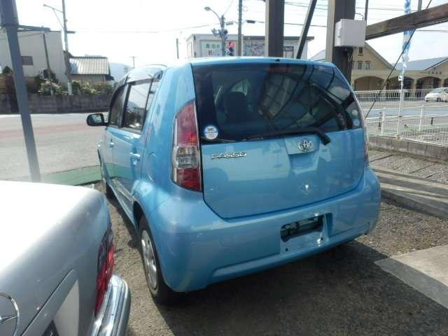 トヨタ パッソ X キーレス ETC
