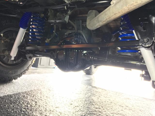 いすゞ ミュー アミーゴ 5MT 3.5インチUP 社外AW HDM