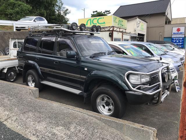 「トヨタ」「ランドクルーザー80」「SUV・クロカン」「福岡県」の中古車3