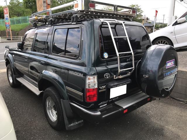 「トヨタ」「ランドクルーザー80」「SUV・クロカン」「福岡県」の中古車7