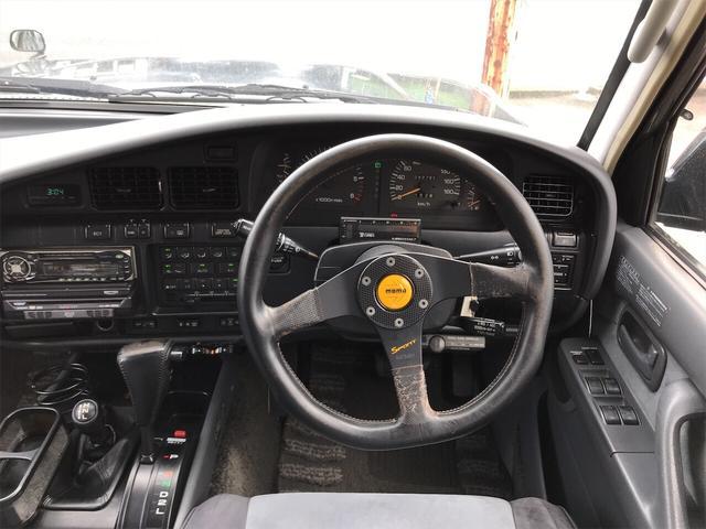 「トヨタ」「ランドクルーザー80」「SUV・クロカン」「福岡県」の中古車15