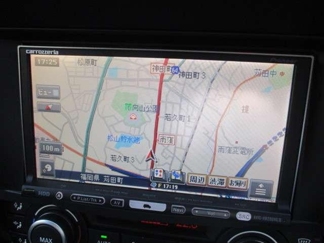 323i 地デジTVナビ DVD再生 黒革シート HID(16枚目)