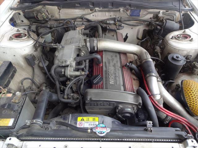 日産 スカイライン GTパサージュターボ