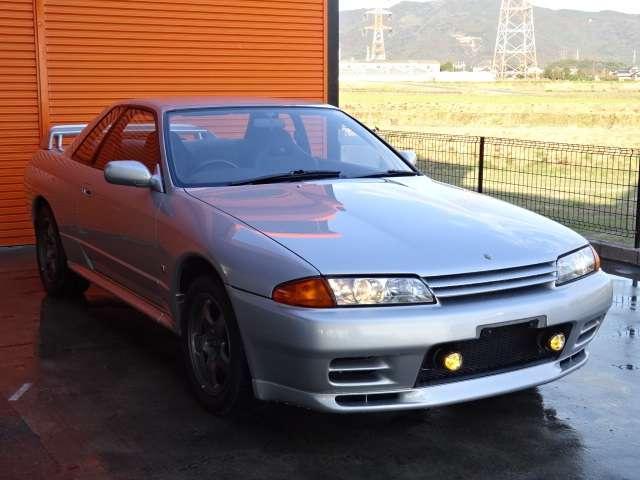 日産 スカイライン GT-R 4WD ワンオーナー 純正アルミ