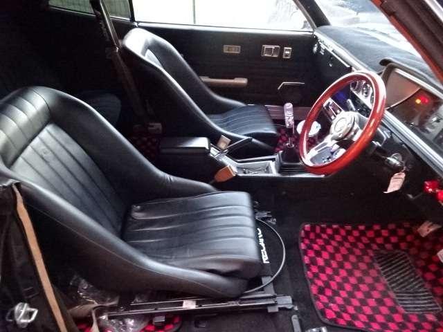 トヨタ マークII ダミーグレード 社外アルミ 車高調 マフラー