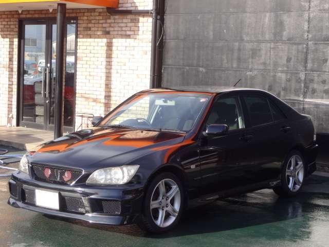 RS200 Zエディション エアロ 17AW(5枚目)