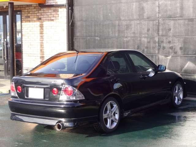 RS200 Zエディション エアロ 17AW(7枚目)