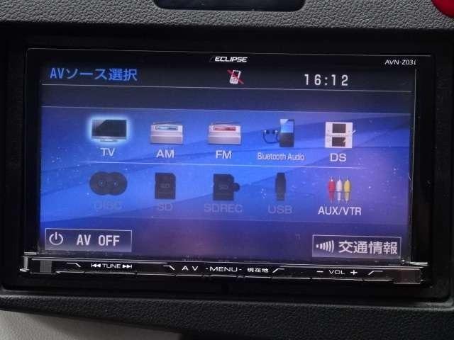 α 社外ナビTV Bカメラ キーレス 6MT バックカメラ(14枚目)